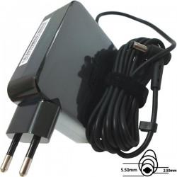 ASUS AC NAPÁJACÍ ADAPTÉR 65W 19V 2pin 5,5x2,5mm s EU plug...