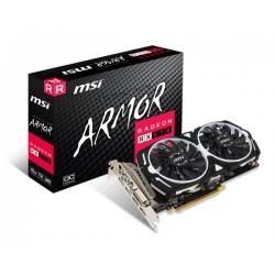 MSI Radeon RX 570 ARMOR 8G OC, 8GB GDDR5, 3xDP, HDMI, DVI