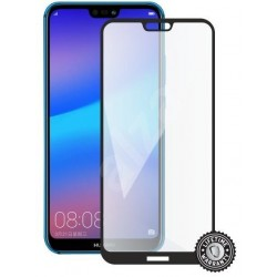 Screenshield HUAWEI P20 Lite Tempered Glass protection (full COVER...