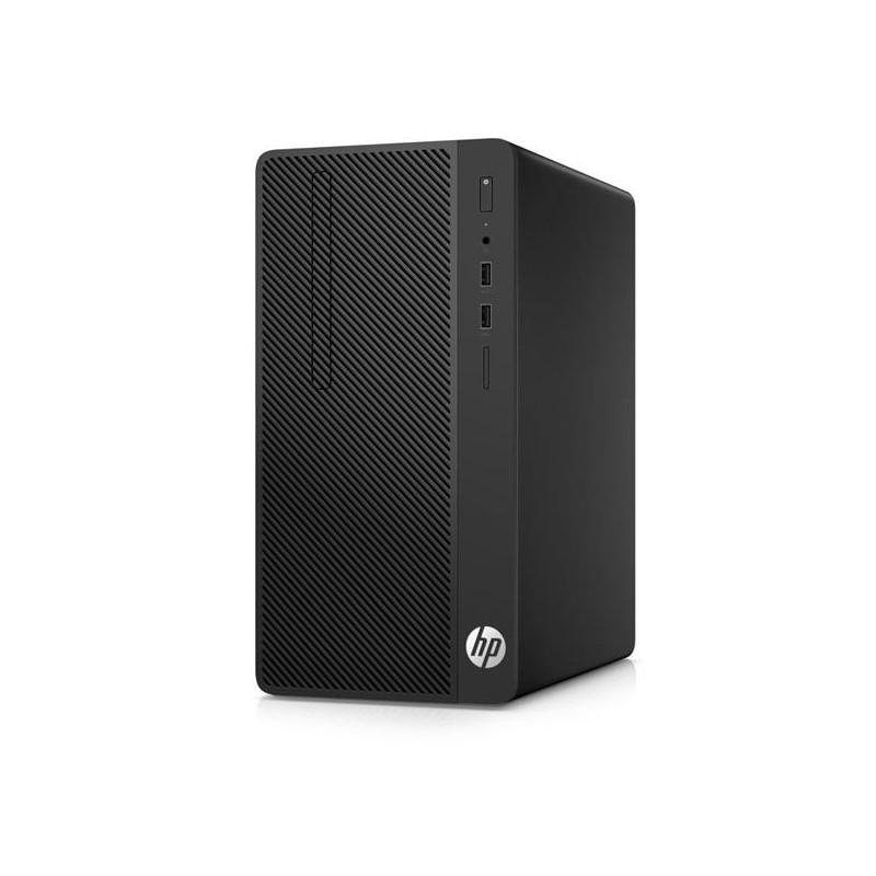 HP 290 G1 MT, i3-7100, IntelHD, 4GB, 500GB, DVDRW, FDOS, 1y 4DA04EA#BCM