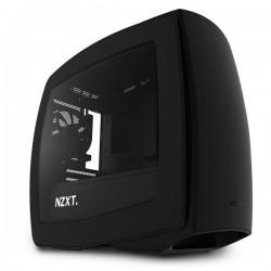 NZXT Manta, gaming case, mITX, USB3.0, čierna, priehľ. bočnica CA-MANTW-M1