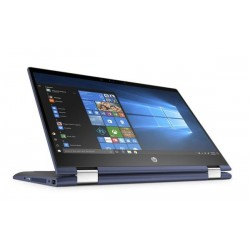 HP Pavilion x360 14-cd0013nc, Pentium 4415U, 14.0 FHD/IPS Touch, IntelHD610, 8GB, 256GB, W10, 2Y, Sapphire blue 4MS35EA#BCM
