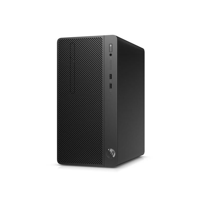 HP 290 G2 MT, Pentium G5400, IntelHD, 4GB, 1TB, DVDRW, W10, 1y 4HR70EA#BCM