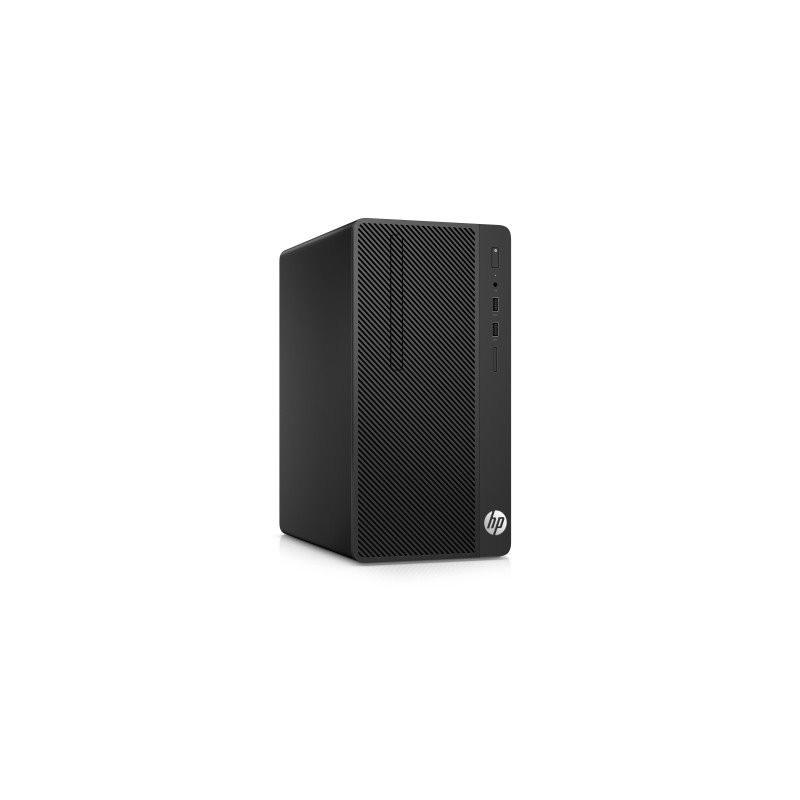 HP 290 G2 MT, i3-8100, IntelHD, 4GB, 500GB, DVDRW, FDOS, 1y + N246v 3ZD29EA#BCM