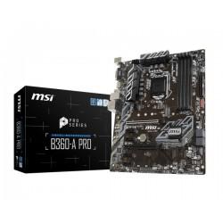 MSI B360-A PRO/Socket AM4/DDR4/USB3.1/DP/DVI-D/ATX
