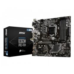 MSI B360M PRO-VDH/Socket AM4/DDR4/USB3.1/DVI-D/HDMI/mATX