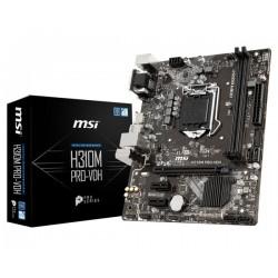 MSI H310M PRO-VDH/IntelH310/LGA1151/DDR4/mATX VGA HDMI DVI