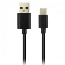 Canyon CNE-USBC2B, 1.8m kábel USB-C / USB 2.0, 5V 1A, priemer...