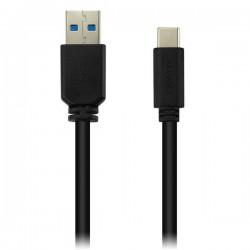 Canyon CNE-USBC4B, 1m kábel USB-C / USB 2.0, 5V 3A, priemer 4.5mm,...