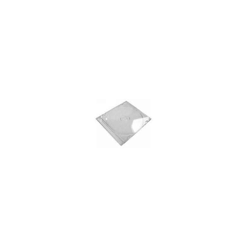 Box na 1 medium 5,2mm, slim., priehľadný. 10 ks./bal 27019P10