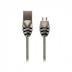 Canyon CNS-USBM5DG, 1m kábel micro-USB / USB 2.0, 5V/2A, priemer...