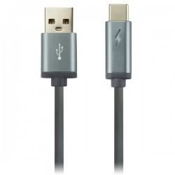 Canyon CNS-USBC6DG, 1m kábel USB-C / micro-USB, LED indikátor,...