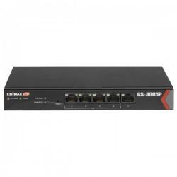 Edimax GS-3005P switch 5x 10/100/1000Mbps (4x POE+ 72W)