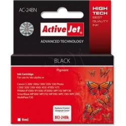 ActiveJet Ink cartridge Canon BCI-24 Bk - 9 ml AC-24Bk EXPACJACA0018