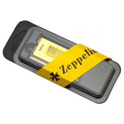 EVOLVEO Zeppelin DDR III SODIMM 2GB 1600 MHz CL11, GOLD, box, doživotní záruka 2G/1600 XP SO EG