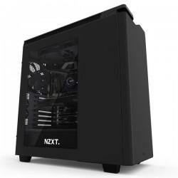 NZXT H440, gaming case, ATX, 2xUSB3.0, čierna, priehľ. bočnica CA-H442W-M8