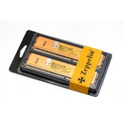 EVOLVEO Zeppelin DDR III 8GB 1600MHz KIT 2x4GB Gold box, CL11...