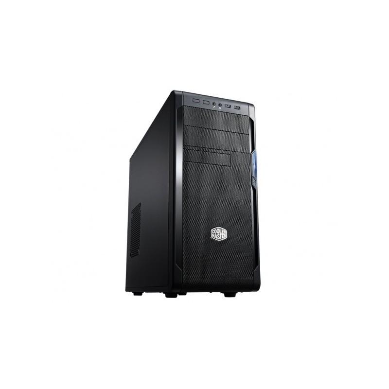 CoolerMaster case miditower series N300, ATX,čierna, USB3.0, bez zdroja NSE-300-KKN1