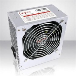 Modecom zdroj LOGIC 500W, ATX 2.2, OV protect, 2xSATA, 1xPCIe, 12cm FAN, pasivní PFC, silent ZAS-LOGI-LC-500-ATX-PFC