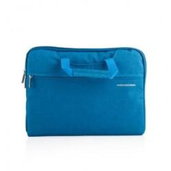 """Modecom taška HIGHFILL na notebooky do velikosti 13,3"""", 2 kapsy, tyrkysová TOR-MC-HIGHFILL-13-BLU"""