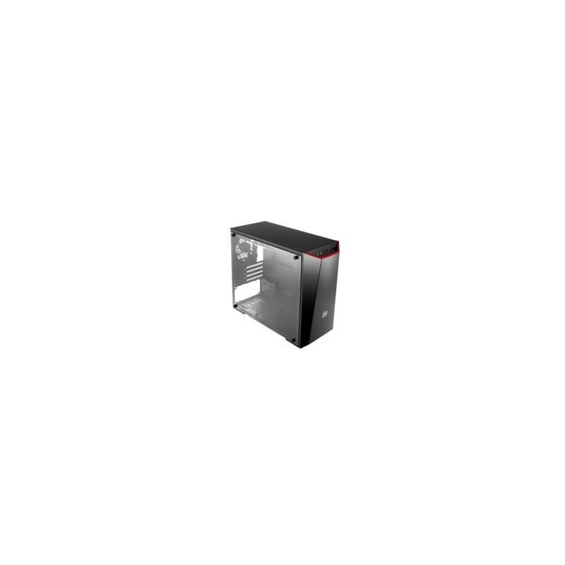 Cooler Master case MasterBox Lite 3.1, microATX,black, USB3.0, bez zdroje MCW-L3B3-KANN-01