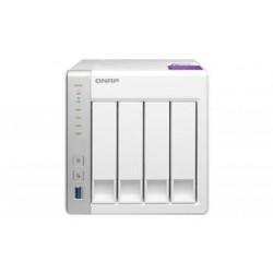 QNAP TS-431P2-4G (1,7GHz/4GB RAM/4xSATA) UQ101