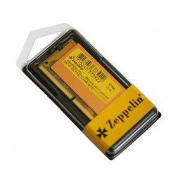 EVOLVEO Zeppelin, 4GB 2400MHz DDR4 CL17 SO-DIMM, GOLD, box 4G/2400...
