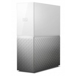 "WD My Cloud HOME 2TB Ext. 3.5"" RJ45 (GLAN), USB 3.0,NAS WDBVXC0020HWT-EESN"