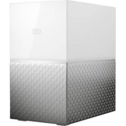 "WD My Cloud HOME DUO 8TB (2x4TB),Ext. 3.5"" RJ45 (GLAN), USB 3.0,NAS WDBMUT0080JWT-EESN"