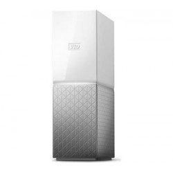 "WD My Cloud HOME 6TB Ext. 3.5"" RJ45 (GLAN), USB 3.0,NAS WDBVXC0060HWT-EESN"