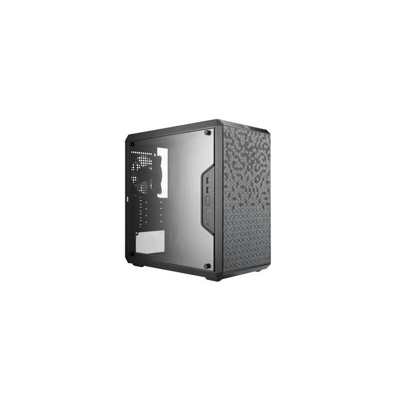Cooler Master MasterBox Q300L, Micro-ATX, Mini-ITX, USB3.0, bez zdroje, černý MCB-Q300L-KANN-S00