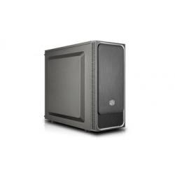 Cooler Master MasterBox E500L, ATX, stříbrný rámeček, 2x USB 3.0, bez zdroje MCB-E500L-KN5N-S02