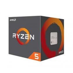 AMD cpu Ryzen 5 2600X Box AM4 (6core, 12x vlákno, 3.6GHz / 4.2GHz,...