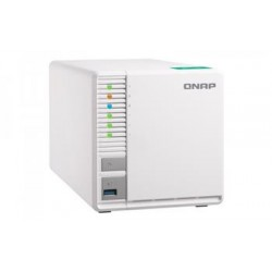 QNAP TS-328 Turbo NAS server, 1,4 GHz QC/2GB/3xHDD/SSD/2xGL/USB 3.0/R5/ UQ207
