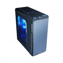 ZALMAN skrinka miditower Z9 NEO black, USB3.0, bez zdroja, priehľadná bočnica
