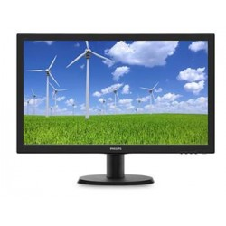 "Philips LCD 243S5LHMB 23,6""wide/1920x1080/1ms/10mil:1/250cd/VGA/HDMI/repro/pivot 243S5LHMB/00"