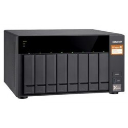 QNAP TS-832X-2G Turbo NAS server, 1,7 GHz QC/2GB/8xHDD/2xGL+2x10GL/USB 3.0/R0,1,5,6/iSCSI UQ235