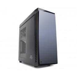 Zalman case miditower R1, ATX, priehľadný bok, bez zdroja, USB3.0, čierna