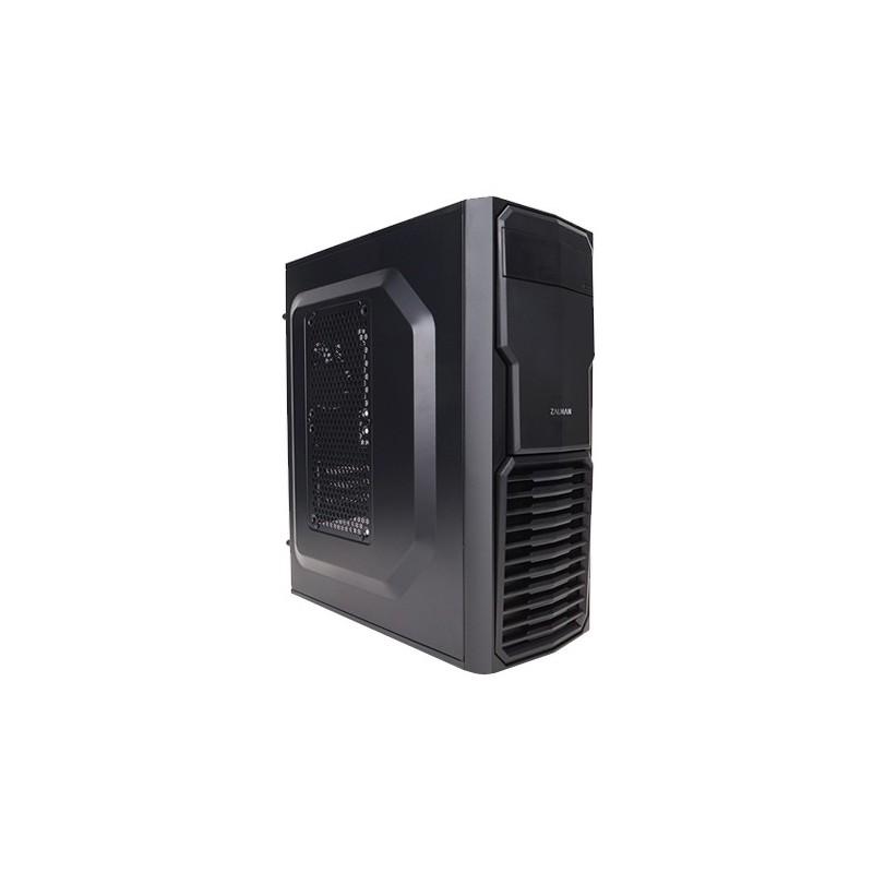 PC skrinka Zalman minitower T4, mATX, bez zdroja, USB3.0, čierna ZM-T4