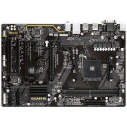 GIGABYTE MB Sc AM4 A320-DS3, AMD A320, 2xDDR4, VGA, mATX