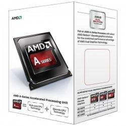 AMD, A8-7650K Processor BOX, soc. FM2+, 95W, Radeon R7, 95W tichý ventilátor AD765KXBJASBX