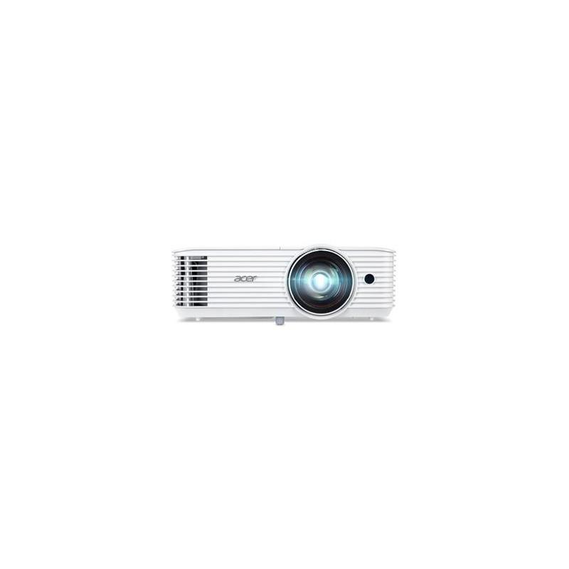 Acer S1286Hn DLP 3D ShortThrow, XGA 1024x768, 3500 ANSI, 20000:1, VGA, HDMI, RJ45, repro, 3,1Kg MR.JQG11.001