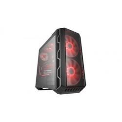 Cooler Master MasterCase H500, ATX, 2x USB3.0, 2x USB2.0, 2x RGB ventilátory, bez zdroje, kovová šedá MCM-H500-IGNN-S00