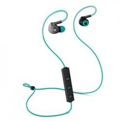 CONNECT IT Wireless Sport Sonics Bluetooth sluchátka do uší s mikrofonem, tyrkysová CEP-3030-TQ
