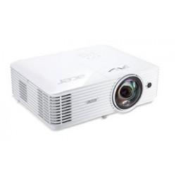 Acer S1386WH DLP ShortThrow, WXGA 1280x800, 3600 ANSI, 20000:1, VGA, HDMI(MHL), repro, 3,1Kg MR.JQU11.001