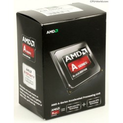AMD, A8-7670K Processor BOX, soc. FM2+, 95W, Radeon TM R7 AD767KXBJCBOX