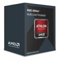 AMD, Athlon II X4 845 Processor BOX, soc. FM2+, 65W, Black Edition, 95W tichý ventilátor AD845XACKASBX