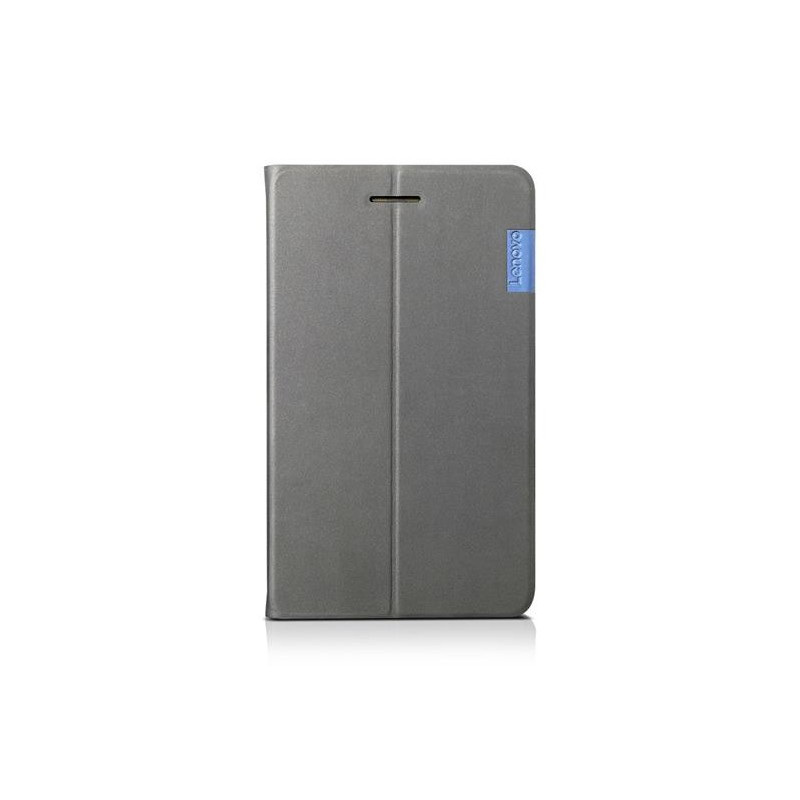 Lenovo TAB3 7 E Folio Case and Film - Gray ZG38C00966