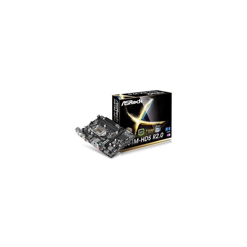 MB ASROCK H81M-HDS R2.0