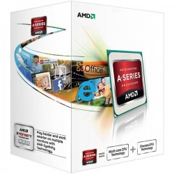 AMD, A4-4000 Processor BOX, soc. FM2, 65W, Radeon TM HD 7480D AD4000OKHLBOX